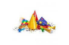 Водорастворимая бумага для изготовления праздничной продукции